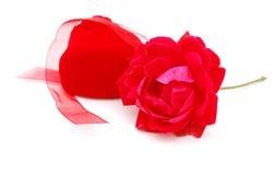 kwiatu prezenta set Obrazy Royalty Free