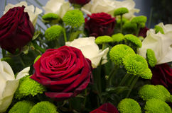 kwiatu przygotowania Fotografia Royalty Free