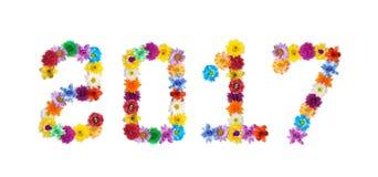 Kwiatu przygotowania jest liczbą 201677 Zdjęcie Stock