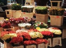 Kwiatu rynek fotografia royalty free