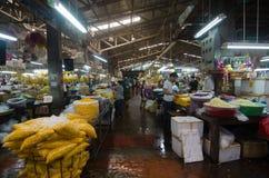 Kwiatu rynek w Tajlandia Zdjęcia Stock