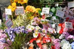 Kwiatu sklep w Japonia Obraz Royalty Free