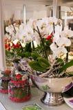 Kwiatu sklepu wnętrze Zdjęcie Stock
