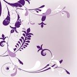 kwiatu styl Obraz Royalty Free