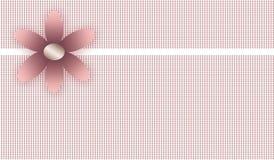 Kwiatu tło (deseniowy kwiat) Obraz Royalty Free