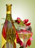kwiatu wino Fotografia Royalty Free