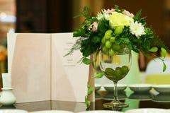 kwiatu winogrona waza Obraz Royalty Free