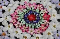 Kwiatu wystrój Fotografia Stock
