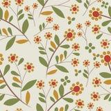 kwiatu wzór Ilustracji