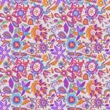 Kwiatu wzór. ilustracji