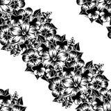 Kwiatu wzór Zdjęcie Royalty Free