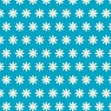 Kwiatu wzór, wektorowy ilustracyjny tło Zdjęcia Royalty Free