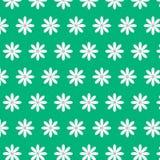 Kwiatu wzór, wektorowy ilustracyjny tło Zdjęcia Stock