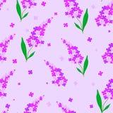 kwiatu wzoru bezszwowa wiosna Dla tkaniny, opakunkowi papiery, zaproszenia, ect ilustracji