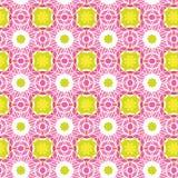 kwiatu wzoru bezszwowy wektor Zdjęcie Stock