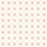 Kwiatu wzoru tło Obraz Royalty Free