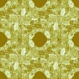 Kwiaty batik Abstrakcjonistyczna tapeta z kwiecistymi motywami t?a sk?adu powoju kwiatu tulipany bia?y Bezszwowy t?o Kola? kwiaty ilustracja wektor