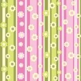kwiaty deseniują bezszwowego Zdjęcie Stock