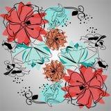 Kwiaty kwitnący Fotografia Stock