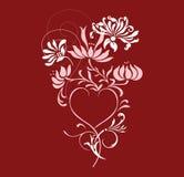 kwiaty na Obrazy Royalty Free