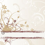 kwiaty ozdób Zdjęcia Royalty Free