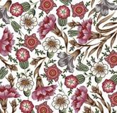 Kwiaty. Piękny tło z kwiaty. Fotografia Stock