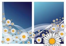 kwiaty streszczenie łąkę Zdjęcia Royalty Free