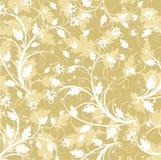 kwiaty tła ornament Obraz Stock