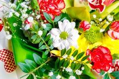 kwiaty tła wiosny Fotografia Stock