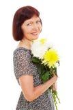 kwiaty target1884_0_ kobiety fotografia royalty free