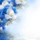 Kwiaty w bukiecie zdjęcia royalty free