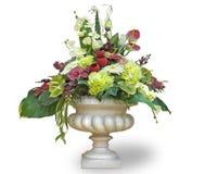 Kwiaty w flowerpot Zdjęcie Royalty Free