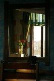Kwiaty w lustrze Obrazy Stock