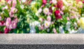 Kwiaty w ogródzie botanicznym obraz stock