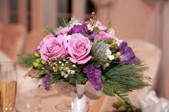 kwiaty wzrastali Zdjęcia Royalty Free