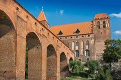 Kwidzyn Castle 2 Royalty Free Stock Image