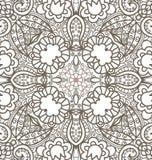 Kwiecista Bezszwowa tekstura ilustracja wektor