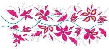 kwiecista botaniki moda ilustracji
