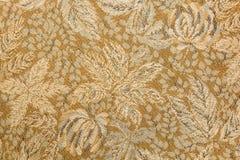 Kwiecista deseniowa makaty tkanina Zdjęcie Royalty Free