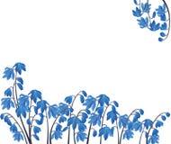 kwiecista ramowa wiosna Fotografia Stock