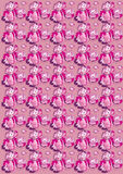 kwieciste tapety Fotografia Royalty Free