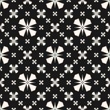 Kwiecistego ornamentu tekstura Wektorowy bezszwowy wzór z kwiatami, azjata styl royalty ilustracja