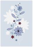 kwiecistego ornamentu wektor ilustracji