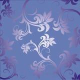 kwiecistego ornamentu wektora Obrazy Royalty Free