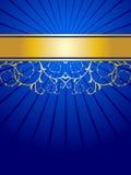 kwiecisty abstrakcjonistyczny tło royalty ilustracja
