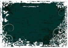kwiecisty abstrakcjonistyczny tło Obraz Stock