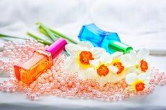 Kwiecisty aromata pojęcie zdjęcie royalty free