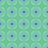 Kwiecisty bezszwowy deseniowy tło; editable koloru tło Zdjęcie Stock