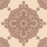 Kwiecisty dekoracyjny wzór Obraz Royalty Free