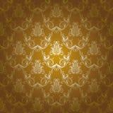 kwiecisty deseniowy bezszwowy Zdjęcie Royalty Free